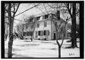 Glen-Sanders House, 2 Sanders Avenue, Scotia, Schenectady County, NY HABS NY,47-SCOT,1-5.tif