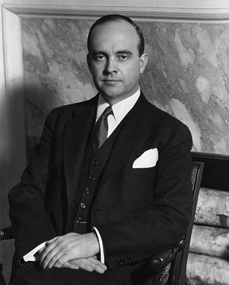 Glenn Frank - Frank as president, 1935