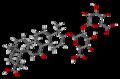 Glycyrrhizin ball-and-stick.png