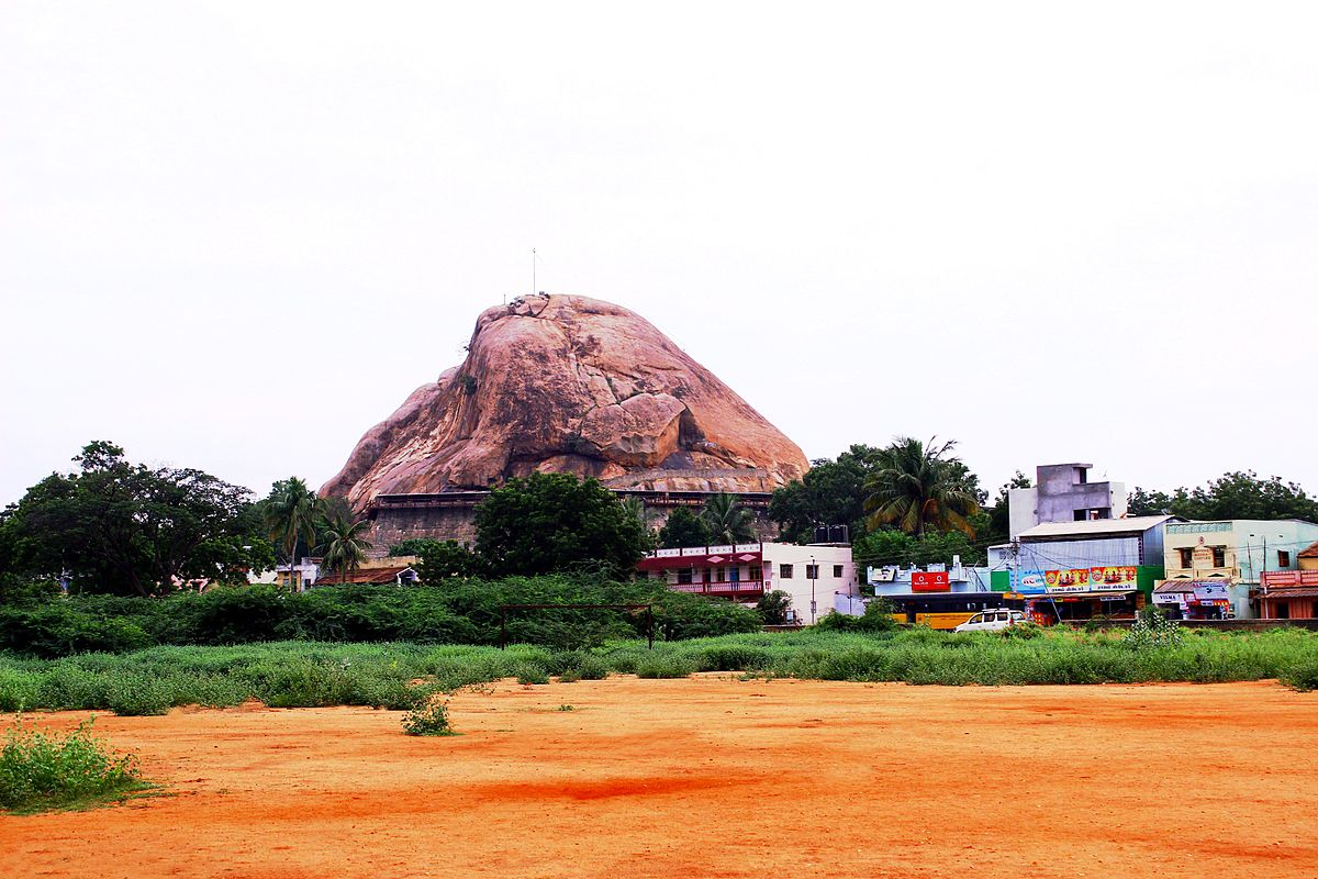 Golden Rock, Tiruchirappalli - Wikipedia