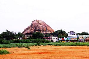 Golden Rock, Tiruchirappalli - Ponmalai
