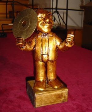 GoldSpirit Awards - GoldSpirit Trophy