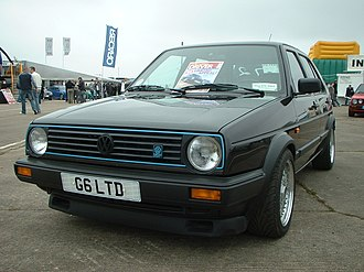 Volkswagen G60 engine - A rare Volkswagen Golf Mk2 G60 Limited hot hatch - one of only 71 produced