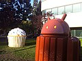 Google Kit Kat OS Sculpture Mountain View CA. - panoramio.jpg