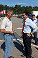Governor of Wisconsin Scott Walker (and Scott Brown) at Seacoast Harley Davidson in North Hampton NH on July 16th 2015 by Michael Vadon 14.jpg