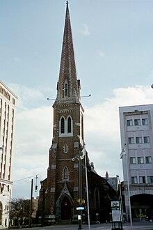 Grace Church Utica New York Wikipedia