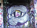 Graffiti - Parkland Walk - geograph.org.uk - 1619962.jpg