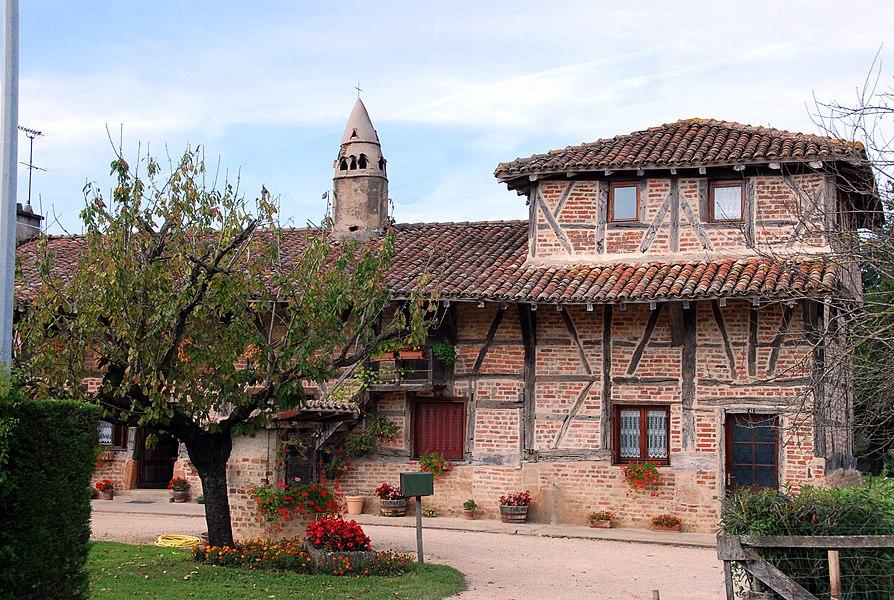 Grange des Carrons, Allée des Carrons (Inscrit, 1925)