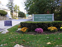 Greenwood Union Cemetery October 2011.JPG