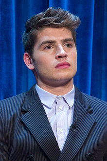 Description de l'image Gregg Sulkin at Paleyfest 2014.jpg.