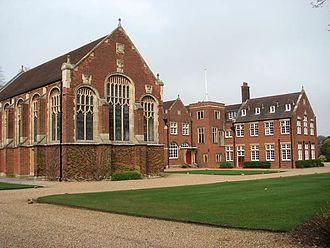 Jeremy Bamber - Bamber attended Gresham's School in Norfolk.