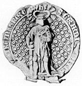 Seal of Gerhard III.