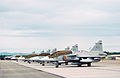 Gripen at Eielson Air Base July 2006.jpg