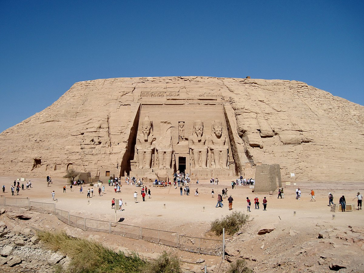 Tempel von Abu Simbel – Wikipedia