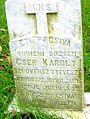 Grob Karla Cera z Slovenske vesi, South Bethlehem.jpg