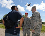 Group commander visits New Horizons sites and meets personnel 150610-F-LP903-873.jpg
