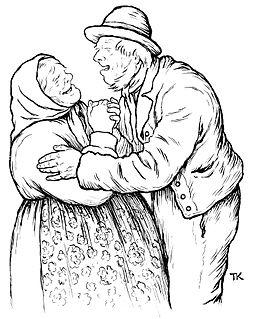 Gudbrand on the Hill-side Norwegian folk tale