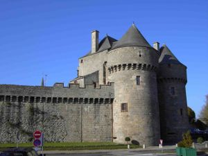 Guérande - Saint-Michel gate
