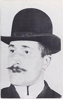 Guillaume Apollinaire cubismo