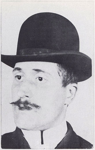 Guillaume Apollinaire - Apollinaire, 1902, Cologne