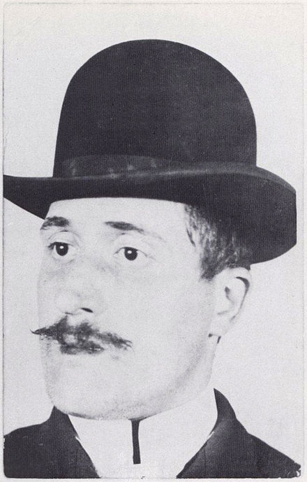Apollinaire, 1902, Cologne - Guillaume Apollinaire