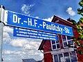 Guntersblum- Dr.-H.F.-Paulizky-Straße- Straßenschild 12.9.2009.JPG