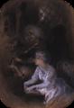 Gustave Doré, Le Violiniste inspiré crop.png