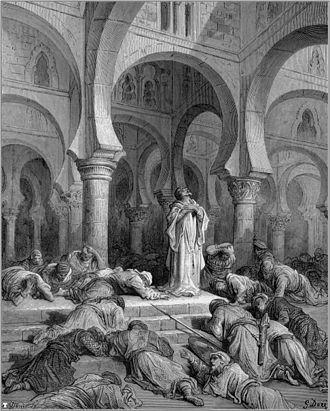 Invocation - Invocation by Gustave Doré.