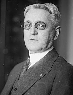 Guy Edgar Campbell American politician