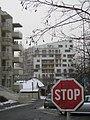 Hátul új lakóház befejezés előtt - panoramio.jpg