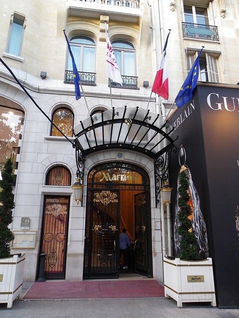 Champs Elysees Hotels Paris France