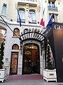 Hôtel Marriott au 70 avenue des Champs-Elysées à Paris.JPG