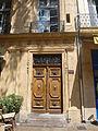 Hôtel de Nibles 37 cours Mirabeau Aix-en-Provence.JPG