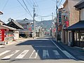 Hōjō Shōtengai in Tsukuba city01.jpg