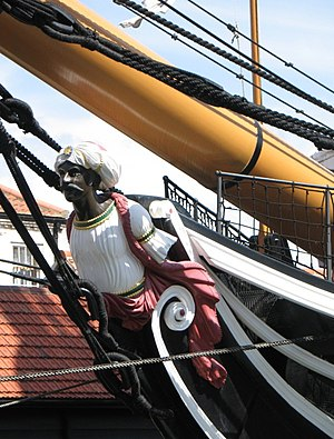 HMS Trincomalee - Image: H.M.S. Trincomalee, Hartlepool Maritime Experience geograph.org.uk 1605081