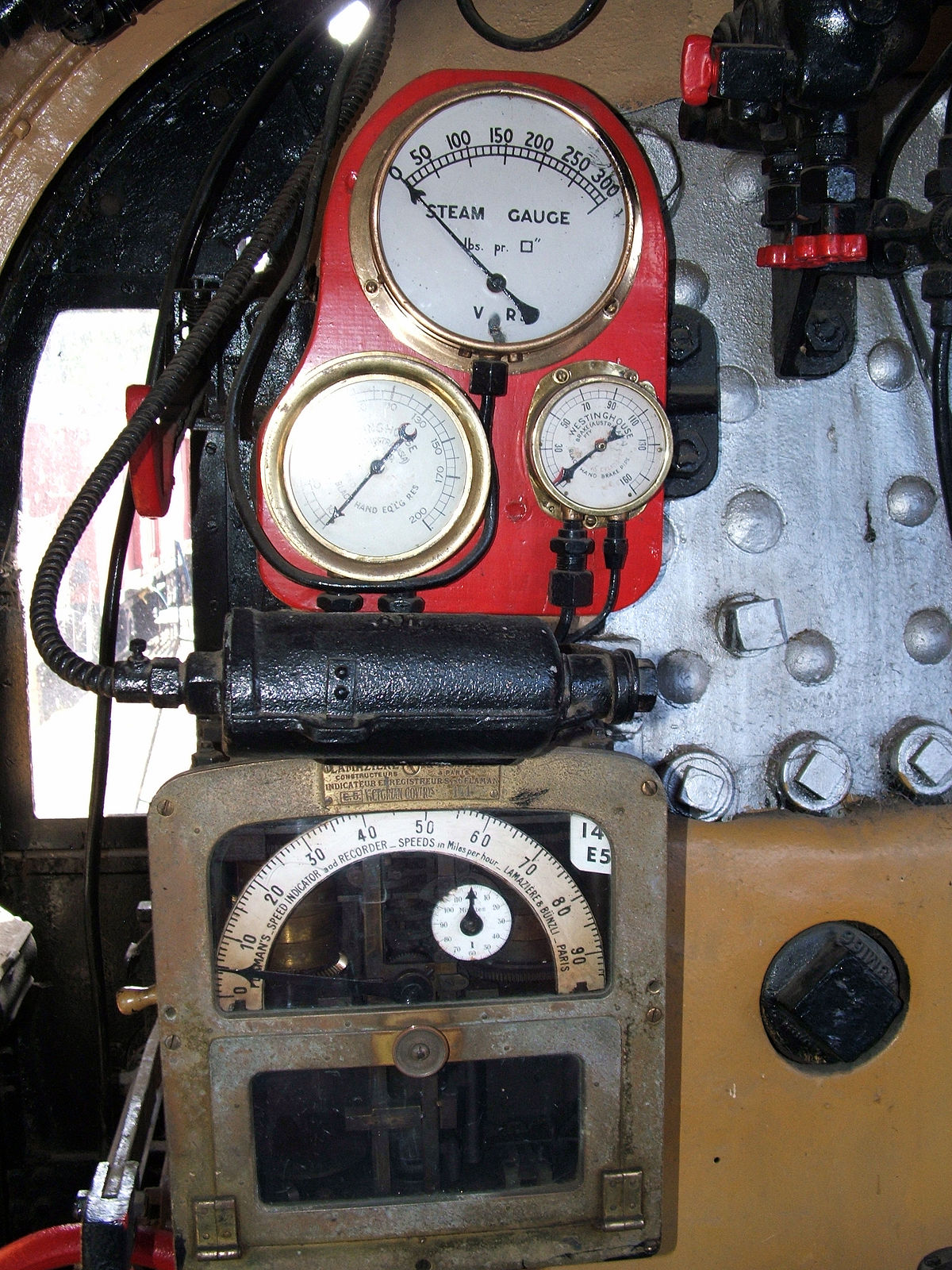 First Time Driver >> Flaman Speed Indicator and Recorder - Wikipedia