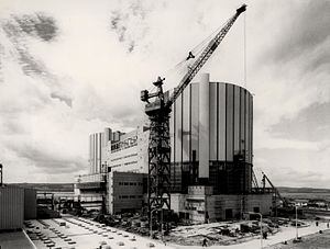 Oldbury Nuclear Power Station - Oldbury in 1967