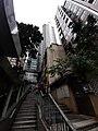 HK 中環 Central 些利街 Shelley Street Mid-levels escalators February 2020 SS2 06.jpg