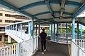 HK 荃灣 Tsuen Wan 楊屋道 Yeung Uk Road footbridge view July 2018 IX2 11.jpg