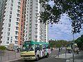 HK Shek Pai Wan Estate Yue Kwong Road Minibus.JPG