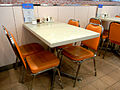 HK Sheung Wan 德釗記茶餐廳 Tak Chiu Kee Restaurant Table Chairs a.jpg