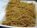 HK TM 屯門醫院 Tuen Mun Hospital dinner canteen restaurant July 2016 shop food 豉油皇炒麵 Cantonese Soy Sauce Pan-fried Noodles DSC.jpg