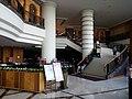 HK TSW 天水圍 Tin Shui Wai 天恩路 Tin Yan Road 嘉湖海逸酒店 Harbour Plaza Resort City hotel interior stairs Dec 2016 Lnv2.jpg