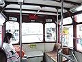 HK tram 7 view 港島東區 Eastern District upper deck interior 西灣河 Sai Wan Ho 筲箕灣道 Shau Kei Wan Road March 2021 SSG 02.jpg