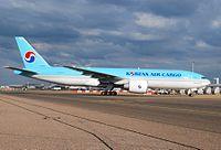 HL8252 - B77L - Korean Air