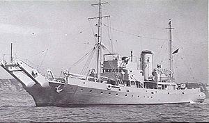 HMAS Kangaroo - HMAS Kangaroo in 1940