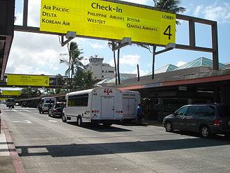 Daniel K. Inouye International Airport - Terminal 2