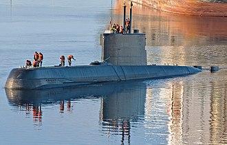 Royal Norwegian Navy - Ula class submarine
