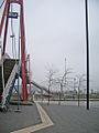 Haarlem Spaarnwoude loopbrug.jpg