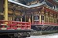 Haiden et Honden, au coeur du temple Taiyuin (Nikko, Japon) (43315664372).jpg